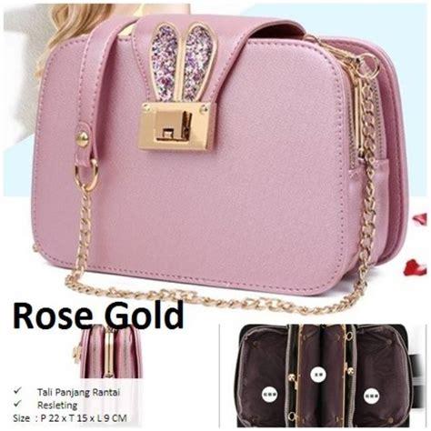 Tas Fashion 2808 b2808 tas wanita selempang wanita import shopee indonesia