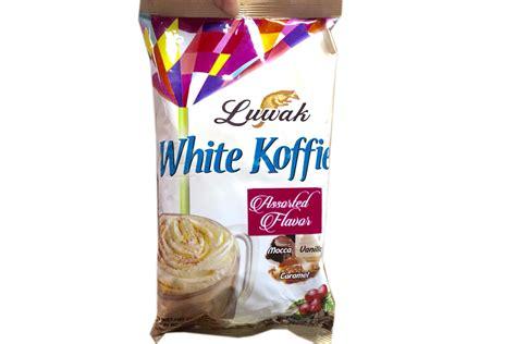 Kopi White Coffee kopi luwak white coffee indobeta