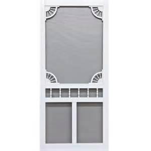 home depot screen door screen tight 36 in x 80 in riverside screen door rvs36
