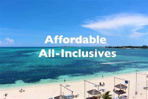 Affordable Caribbean by The Best Affordable All Inclusive Resorts In The Caribbean
