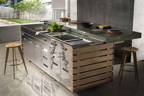 Allée De Jardin En 3955 by Cucina Da Esterno Con Barbecue Idee Di Design Per La