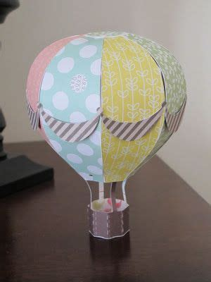 pattern for paper hot air balloon hot air balloon air balloon and pattern paper on pinterest