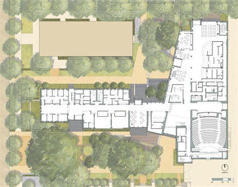 blue print design student activity center overland partners wtw