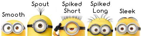 miniun hair style yellow minion diy hair hats and makeup ideas