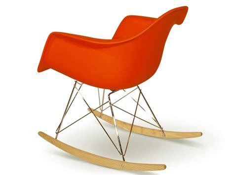 Orange Rocking Chair by Rar Rocking Chair Orange