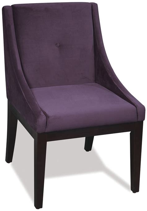 purple dining chairs purple velvet dining chair our house in the middle of