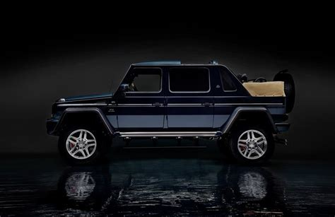 2017 mercedes maybach g 650 landaulet picture 705191