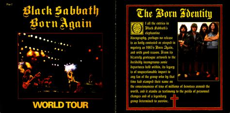 black sabbath born again tour madrid 83 ian black sabbath born again deluxe remastered 2 cds flac