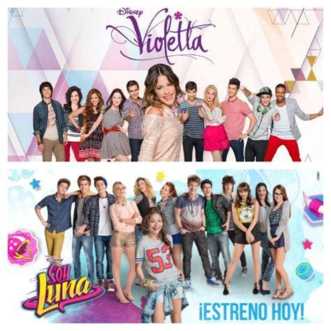 Imagenes De Soy Luna Vs Violetta | violetta vs soy luna quot duelo de canciones quot youtube