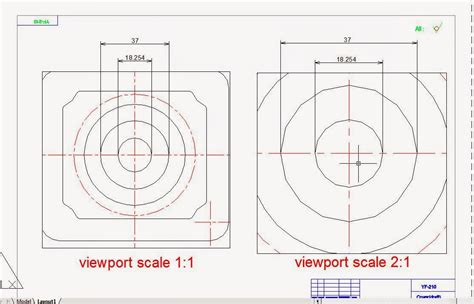 layout viewport scale free autocad tutorials and tips how to set up layout to