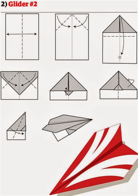 Directions For A Paper Airplane - calvin s canadian cave of coolness paper airplane