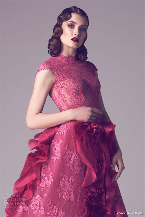 fadwa baalbaki spring  couture collection wedding