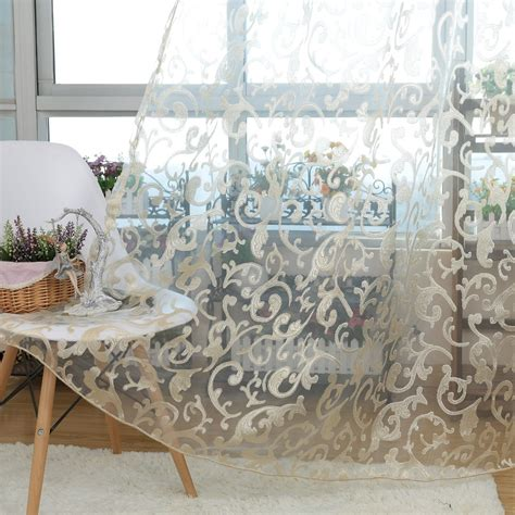 lace material for curtains online get cheap sheer lace curtains aliexpress com