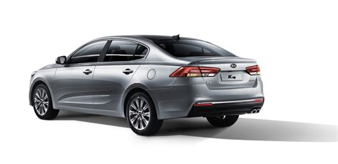 Kia China Kia Unveils K4 Sedan In China Autoevolution