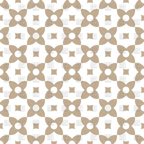 grid vector pattern free download seamless brown ornament stylized floral grid pattern