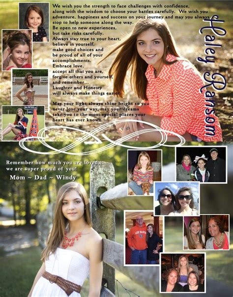 senior yearbook layout ideas 21 best images about yearbook dedication page on pinterest