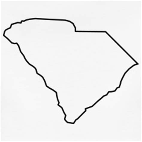 How To Draw The Outline Of Carolina by Silhouette T Shirts Spreadshirt