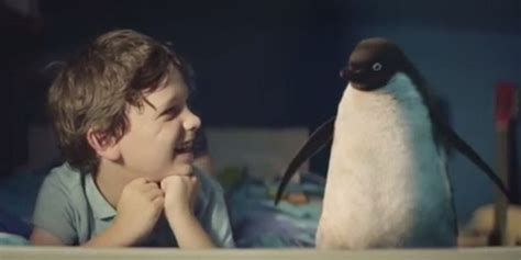 strong opinions the penguin creative ad caign videos that broke our hearts in 2014 huffpost uk