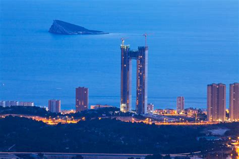 Apartment Garage by Intempo Tower Luxury Apartment For Sale In Benidorm With