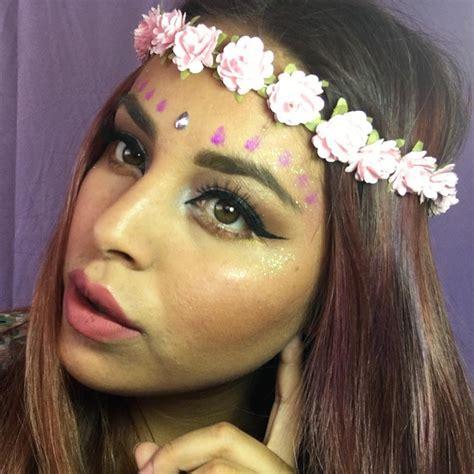 Natural Hippie Makeup Tutorial | hippie natural makeup mugeek vidalondon