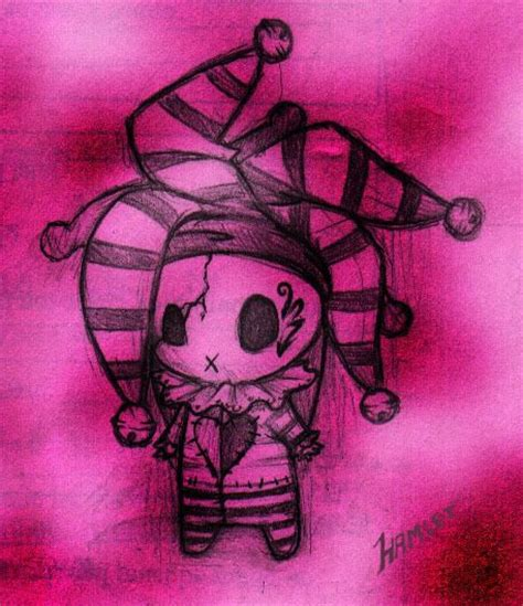 emo dolls  cute quotes cute emo doll graphics code