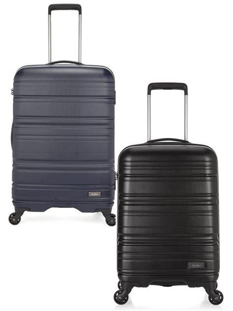 antler cabin luggage antler saturn 4 wheel cabin roller luggage by antler