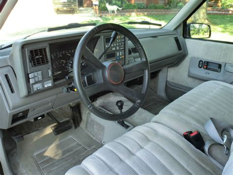 1992 Gmc Interior by 1992 Gmc Yukon Sle Sport Utility 2 Door 5 7l For Sale