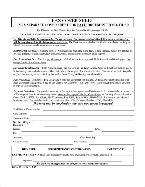 sle fax cover sheet for resume fax cover letter exle resume http www resumecareer