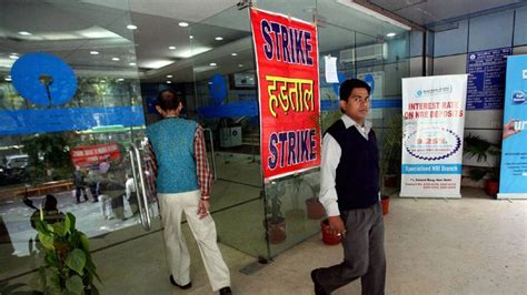 bank streik state owned banks nationwide strike hits banking