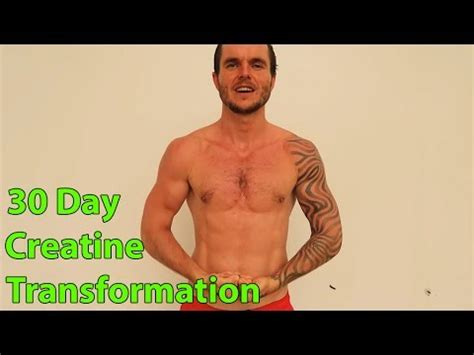 creatine 30 day results 9 creatine doovi
