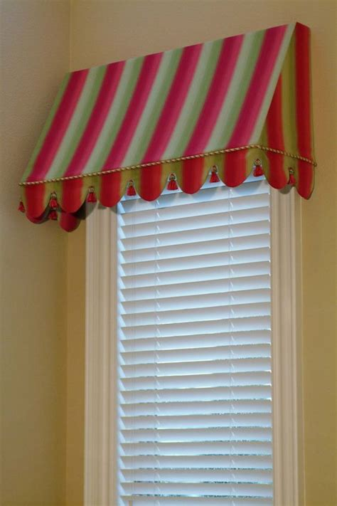 awning valance awning valance make it in black and straight across the