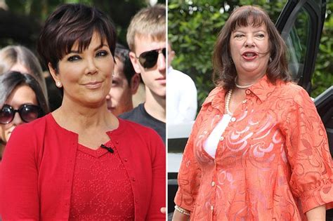 kris jenner s sister karen houghton doesn t fit into the