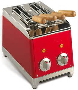 commercial toaster 2 slice toasters by milantoast