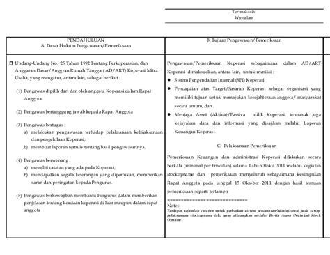 format berita acara rapat anggota koperasi koperasi laporan bp thn buku2011 ok
