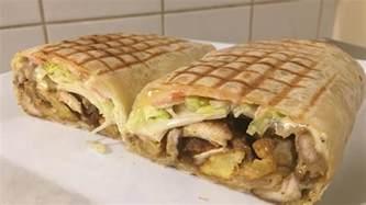 tacos kebab du dimanche fait
