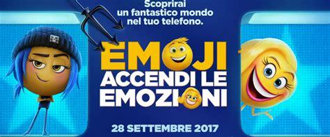 film 17 luglio emoji il 28 settembre esce il film quot emoji accendi le emozioni