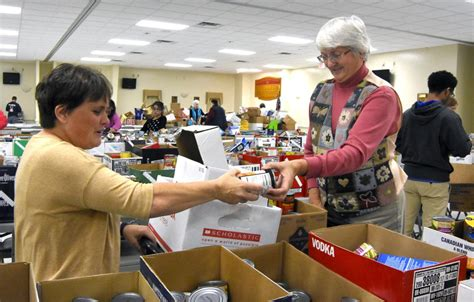programs for the needy at christmas community basket program still going strong news dailyprogress