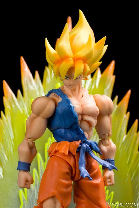 Shf Goku Awakening s h figuarts warrior awakening goku the toyark news