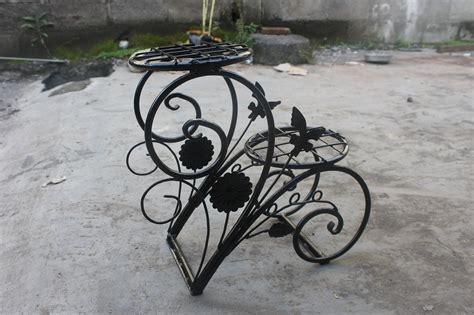 Rak Vas Bunga Dari Besi jual rak pot bunga dari besi besi muda