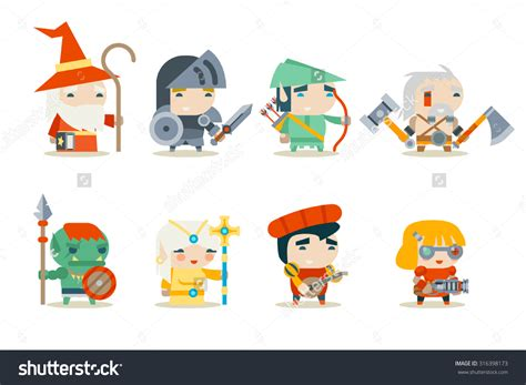 design game characters online lurk character art style brainstorm video game graphics