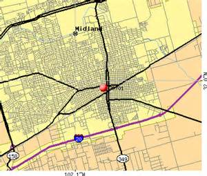 midland zip code map 79701 zip code midland profile homes
