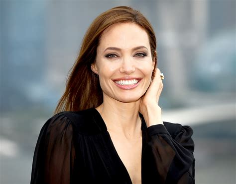 angelina jolie angelina jolie s glowing skin care secret all the details