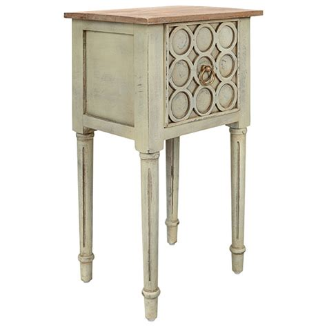 Chest Drawer Consol Handel Ring 01 cercle bedside table oka