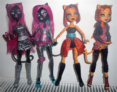 Catty Dress Vs monkfish s dolly ramble high fierce rocker 2 pack and 3 pack