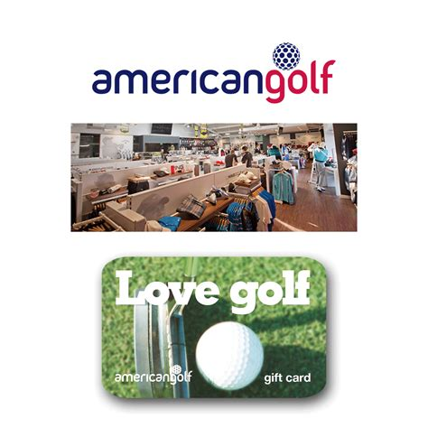 American Golf Gift Card - full wedding gift list range the gift list