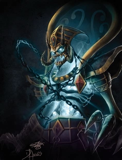 Kel'Thuzad   WoWWiki   Your guide to the World of Warcraft