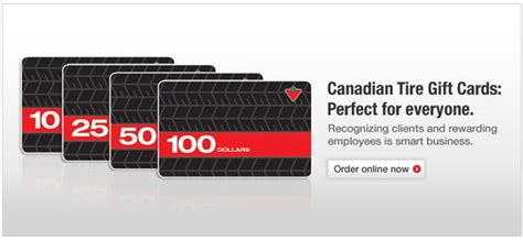 canadian tire gift cards flyers online - Canadian Tire Gift Card Online