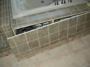 Remove Bathtub Caulking Access Advice For A Tiled Bath Panel Ceramic Tile Advice