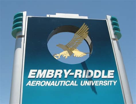 Embry Riddle Diploma Mba In Aviation by About Embry Riddle Aeronautical Ernie The Top