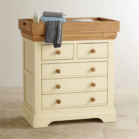 country cottage furniture company country cottage painted changing unit in oak